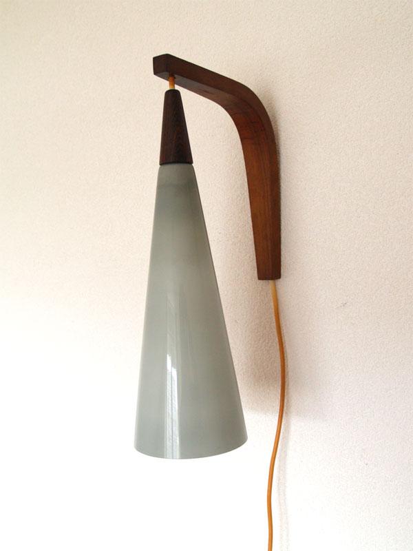 Holmegaard muurlamp wall lamp Vistosi - Vintage Living Shop