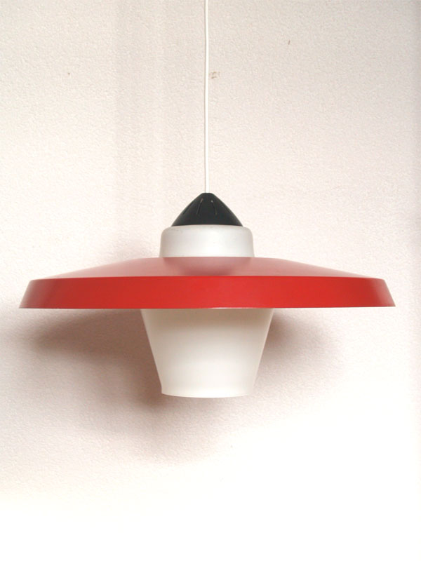 Philips Jaren 60 Retro Lamp Louis Kalf