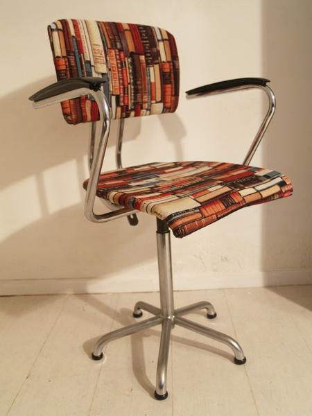 Vintage Bureaustoel De Wit.De Wit Schiedam Industrieel Bureaustoel Jaren 60 Design